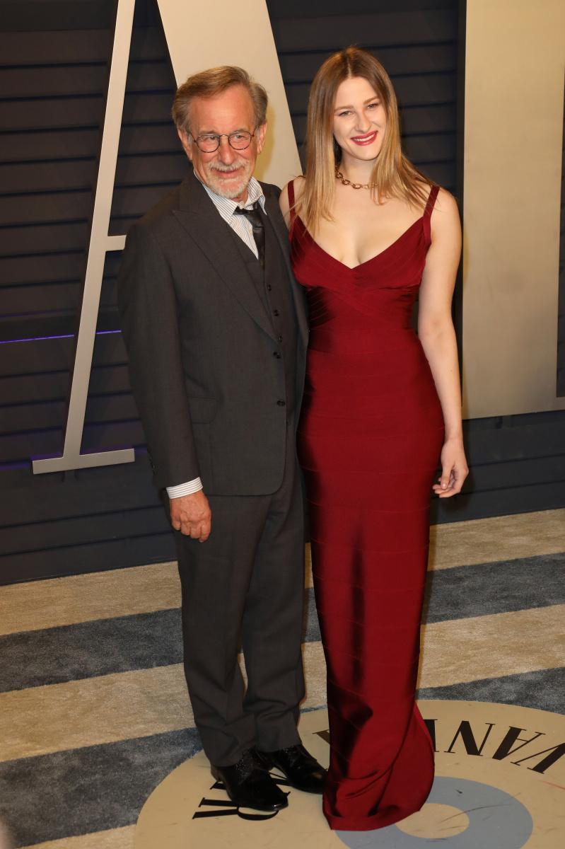 Steven Spielberg Destry Spielberg