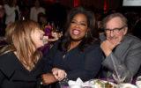 Steven Spielberg Kate Capshaw Oprah Winfrey