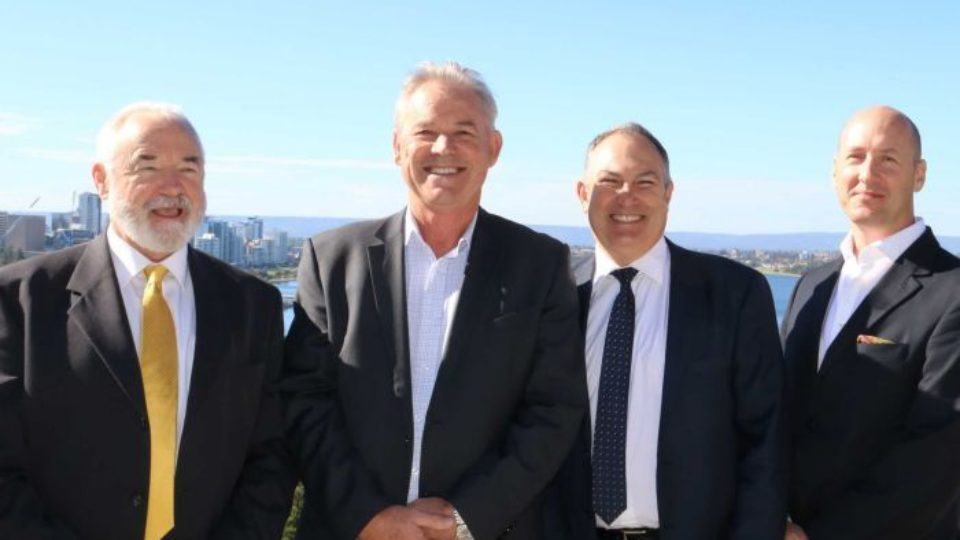 wa mp one nation quits