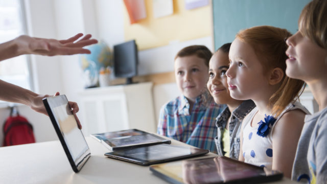 In defence of technology in schools
