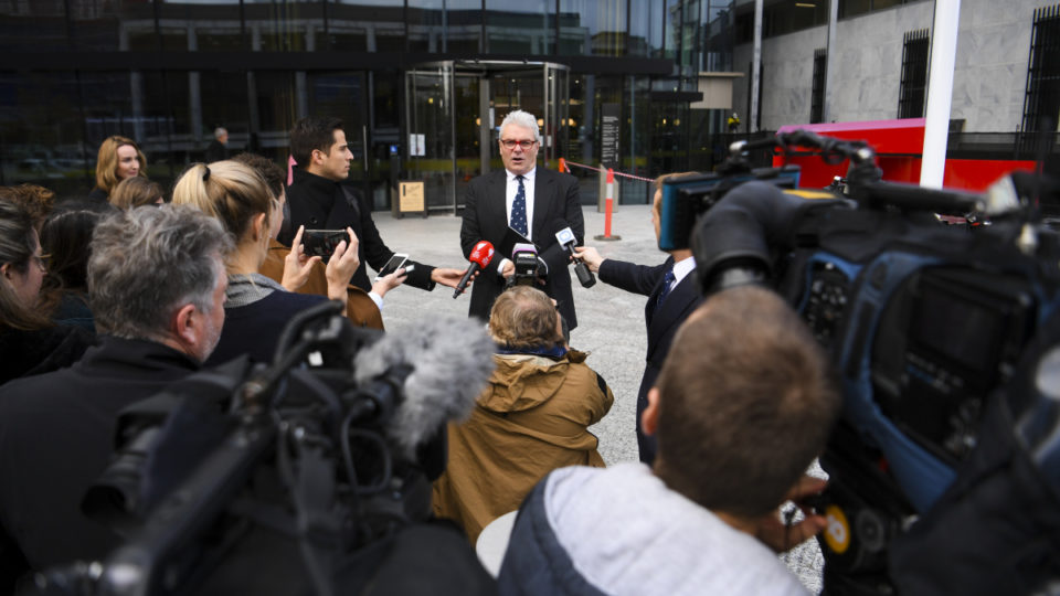 defence whistleblower court