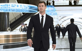 Chris Hemsworth Men in Black: International