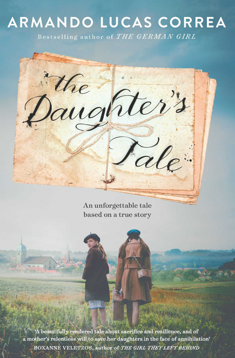 The Daughter's Tale cover