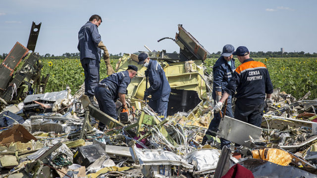 MH17 families reach confidential settlement with Malaysia Airlines