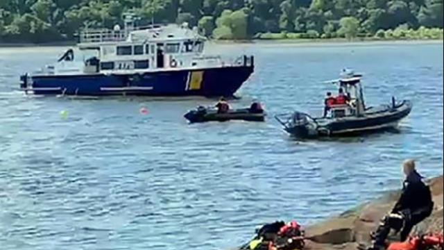 AIDS researcher vanishes in Hudson River during NYC marathon swim