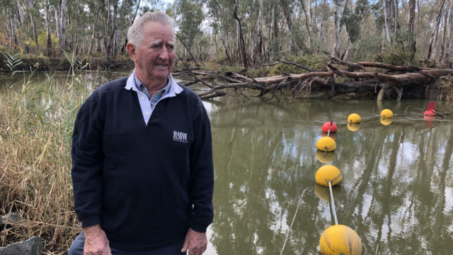 'Reckless': Farmers left high and dry after Murray River water goes missing