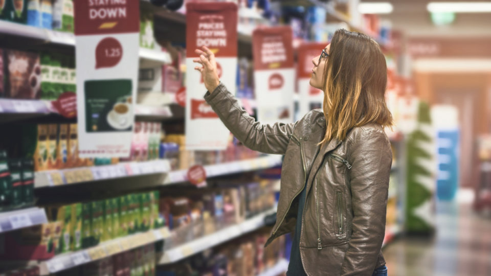 why retailers offer larger product ranges