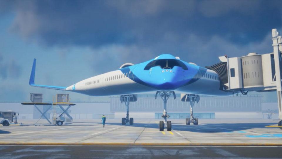 Flying V KLM