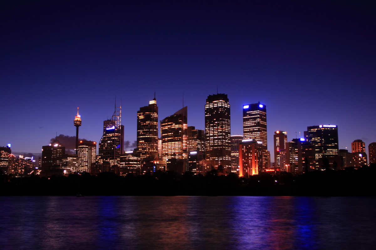 Sydney could be plunged into darkness within seconds of a cyber-attack. Photo: Getty