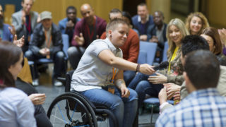 help for disabled students.