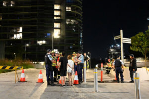 Opal Tower Evacuation
