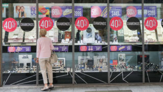 retail struggles with insolvencies increase
