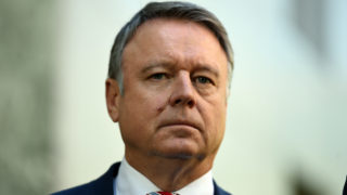 "Joel Fitzgibbon has privately urged the ALP to stop pretending it's a ""government-in-exile""."