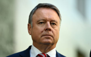 """Joel Fitzgibbon has privately urged the ALP to stop pretending it's a """"government-in-exile""""."""