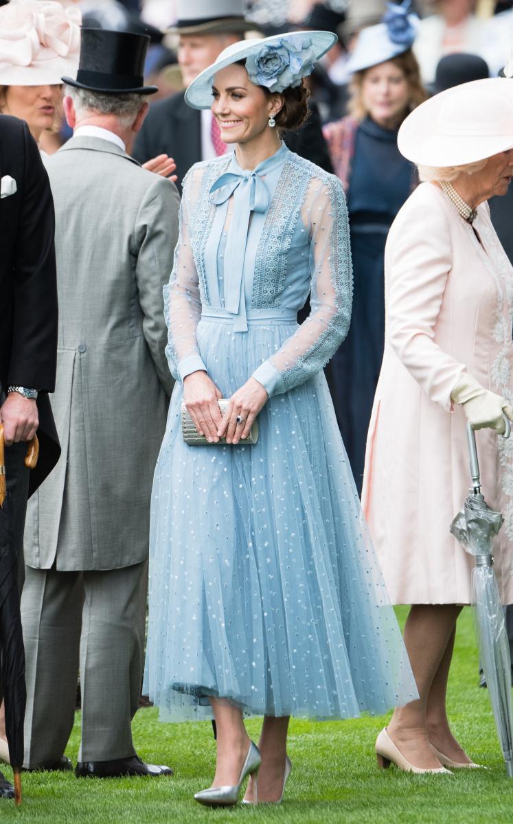 Duchess of Cambridge Royal Ascot