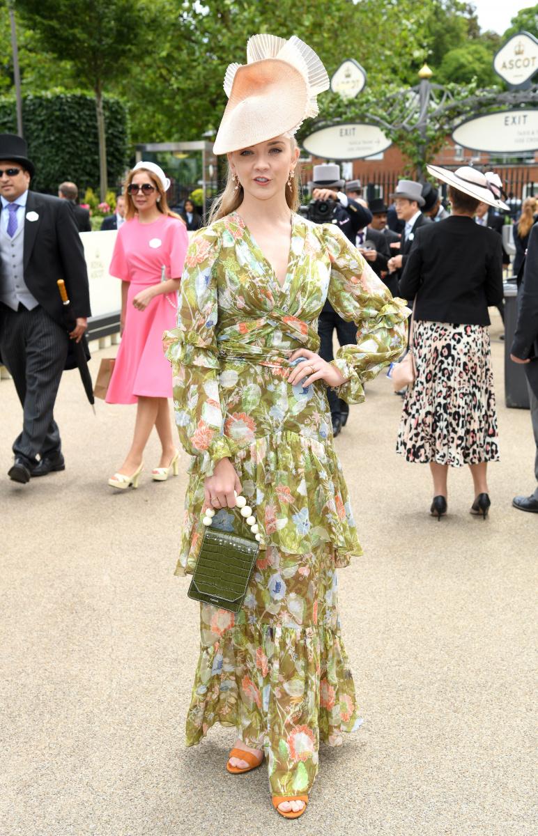 Natalie Dormer Royal Ascot