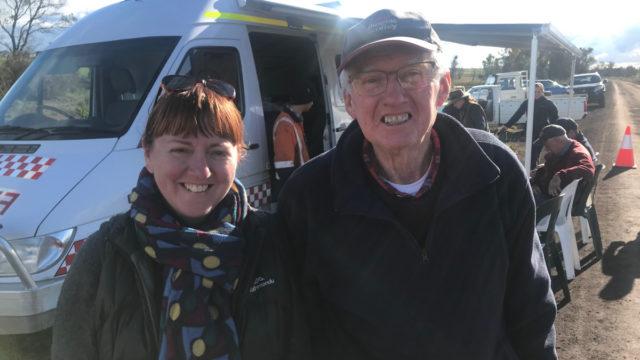 Plan to help farmers after Victorian bushfire inspires emergency relief around Australia