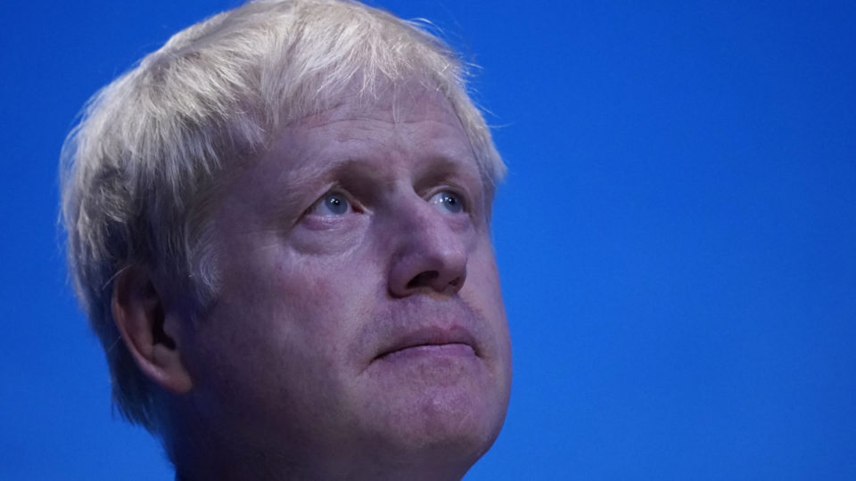 Boris Johnson is under pressure to answer questions about the police being called to his home.