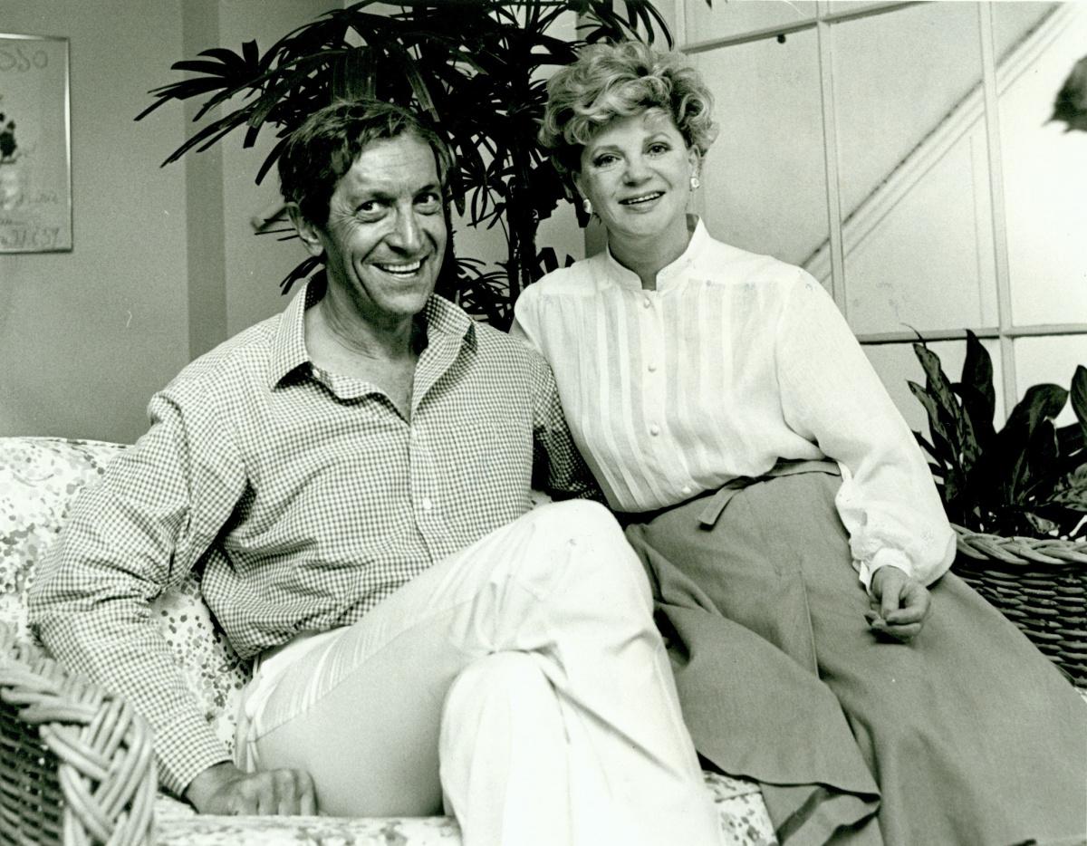 Steve Krantz Judith Krantz 1979