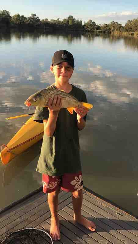 Charlie is planning on fishing when he finishes his chemo, he just needs a hand getting there. Photo: GoFundMe