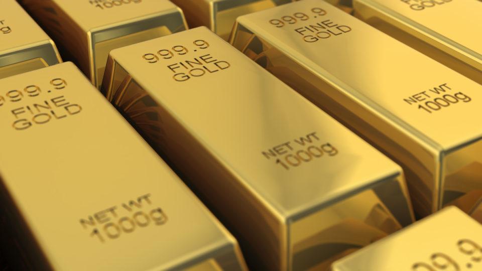 Gold rush.