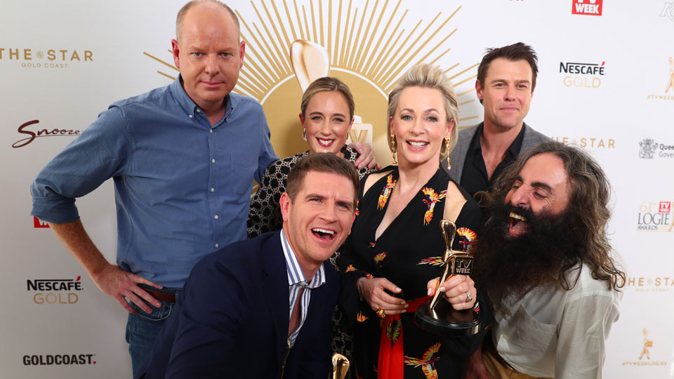 Gold Logie 2019 nominees