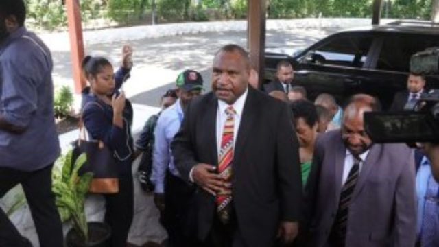 PNG demands immediate end to security firm Paladin's Manus contract