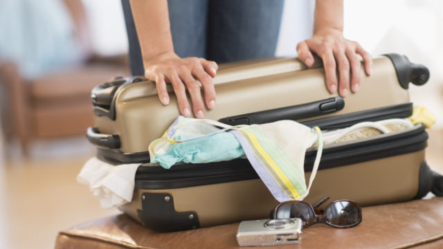 There is a way to end suitcase chaos – and it need not cost a fortune.