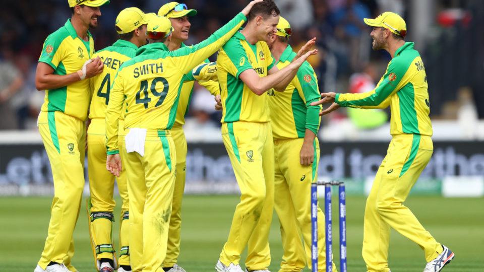 Cricket World Cup: Australia demolishes England to book semi-final spot