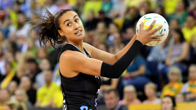 Netball: Maria Folau hailed for World Cup form through trying times