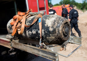germany paddock bomb blast