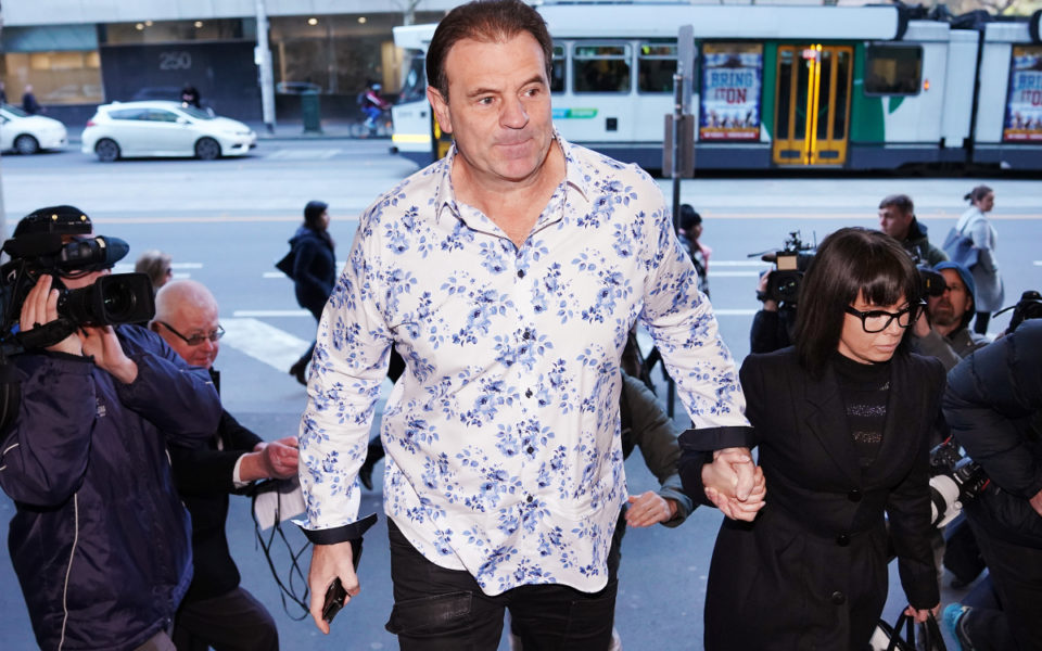 Setka gets good behaviour bond over harassment charge | The New Daily