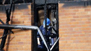 nsw house fire children
