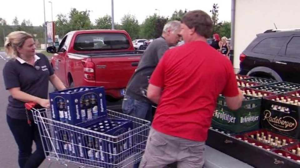 German town buys out beer