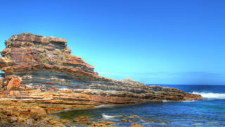 Mollymook in New South Wales is a great place for Australian tourists.