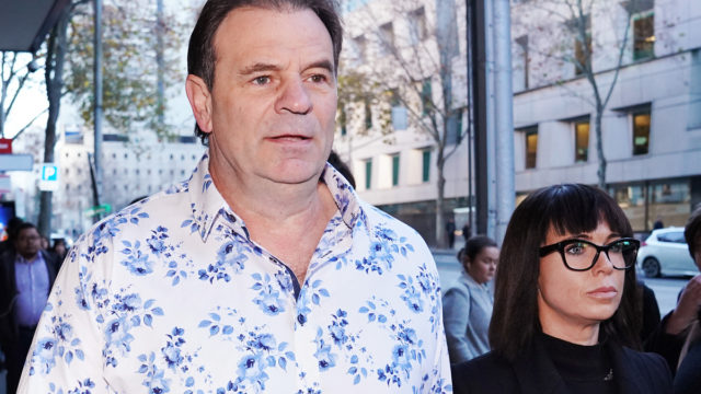 'He never hit me': Wife slams ALP pursuit of John Setka over 'stomach turning' allegations