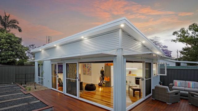Wakelin Property Advisory director Jarrod McCabe says homeowners run the risk of overcapitalisation when they build a granny flat. <i>Photo: Backyard Grannys</i>