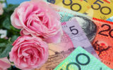 Rosy money.