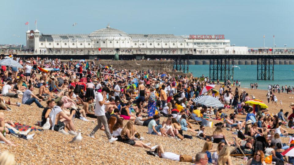Tourism overcrowding