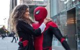 Tom Holland Zendaya Spider-Man: Far From Home