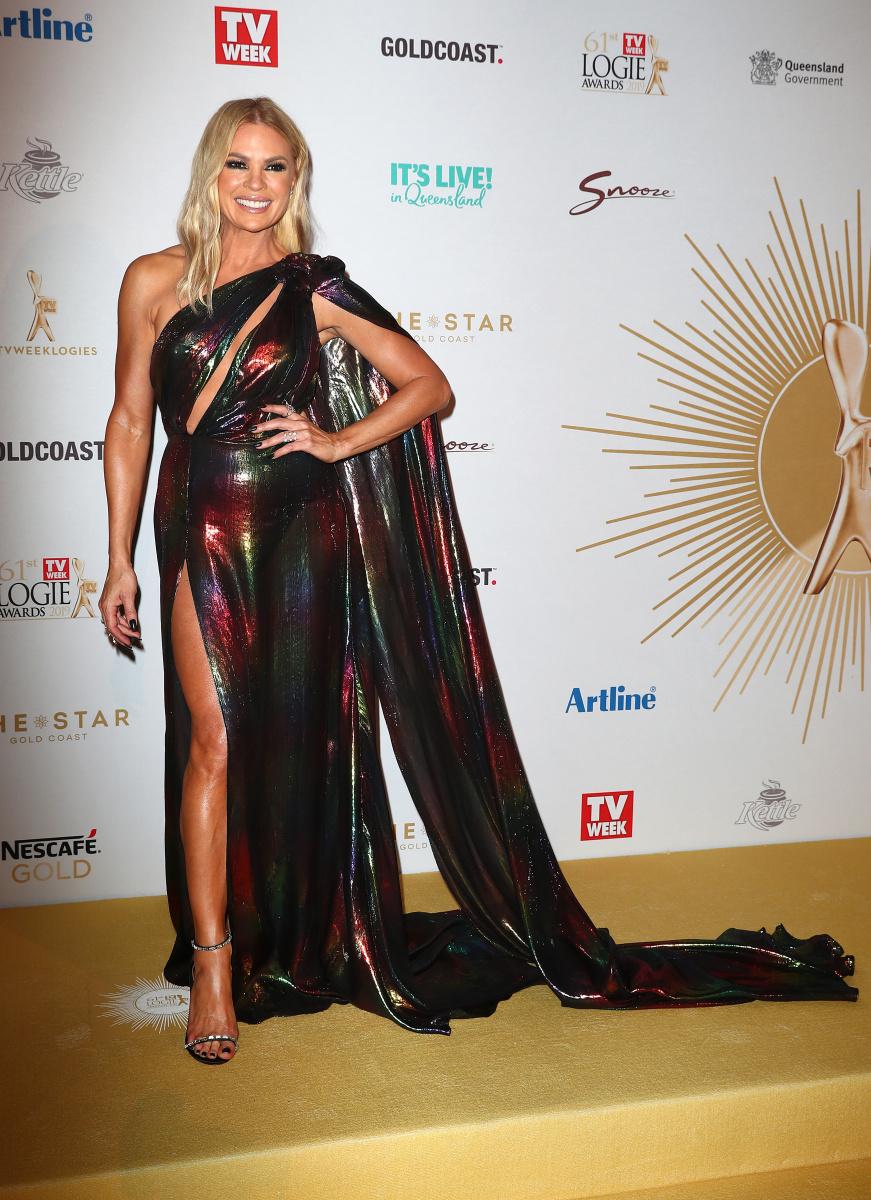Sonia Kruger Logies 2019