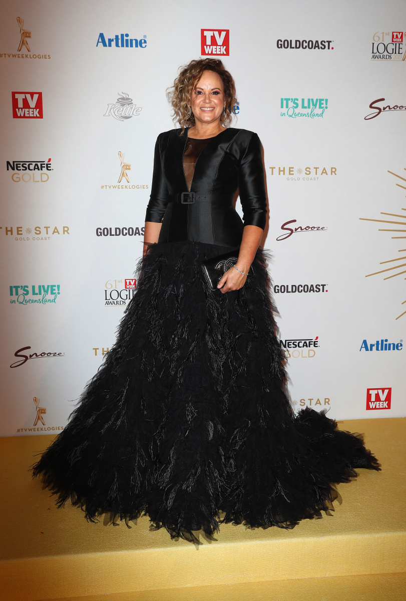 Leah Purcell Logies 2019
