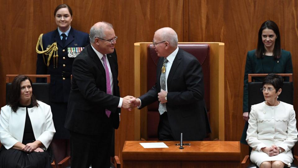 governor general david hurley