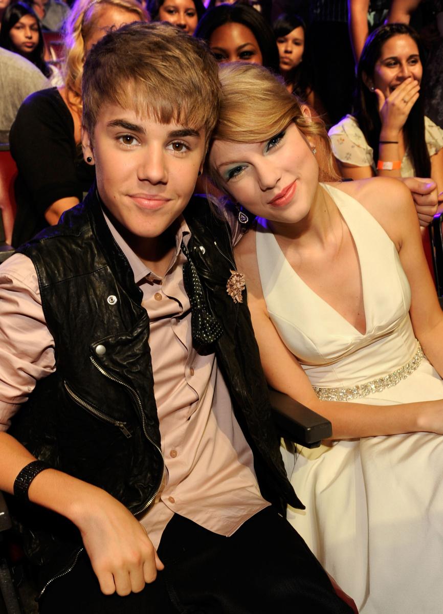Taylor Swift Justin Bieber 2011