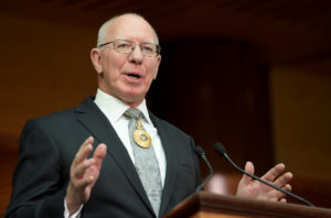 David Hurley was sworn in as Australia's 27th governor-general on Monday.