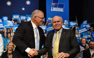 john howard scott morrison