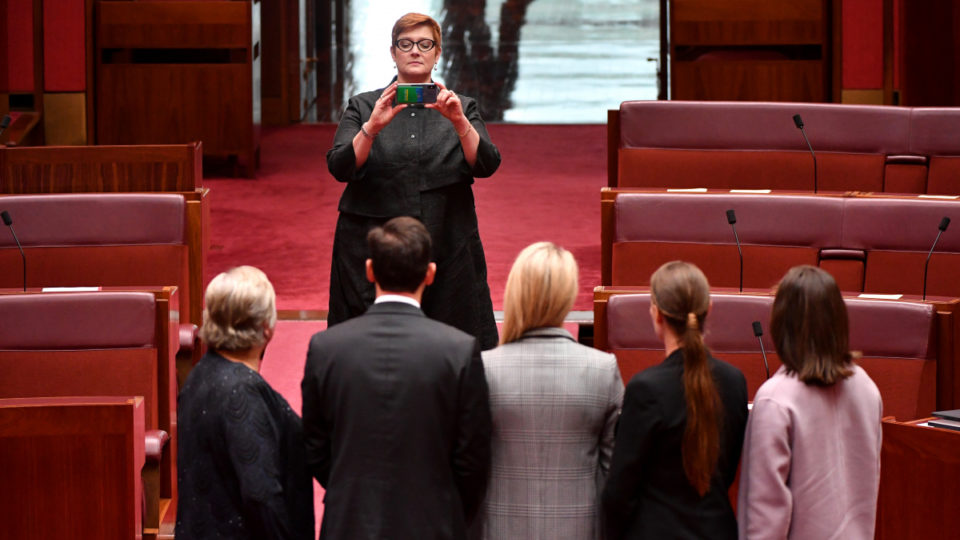 parliament opens