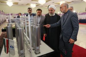 iran nuclear stockpile