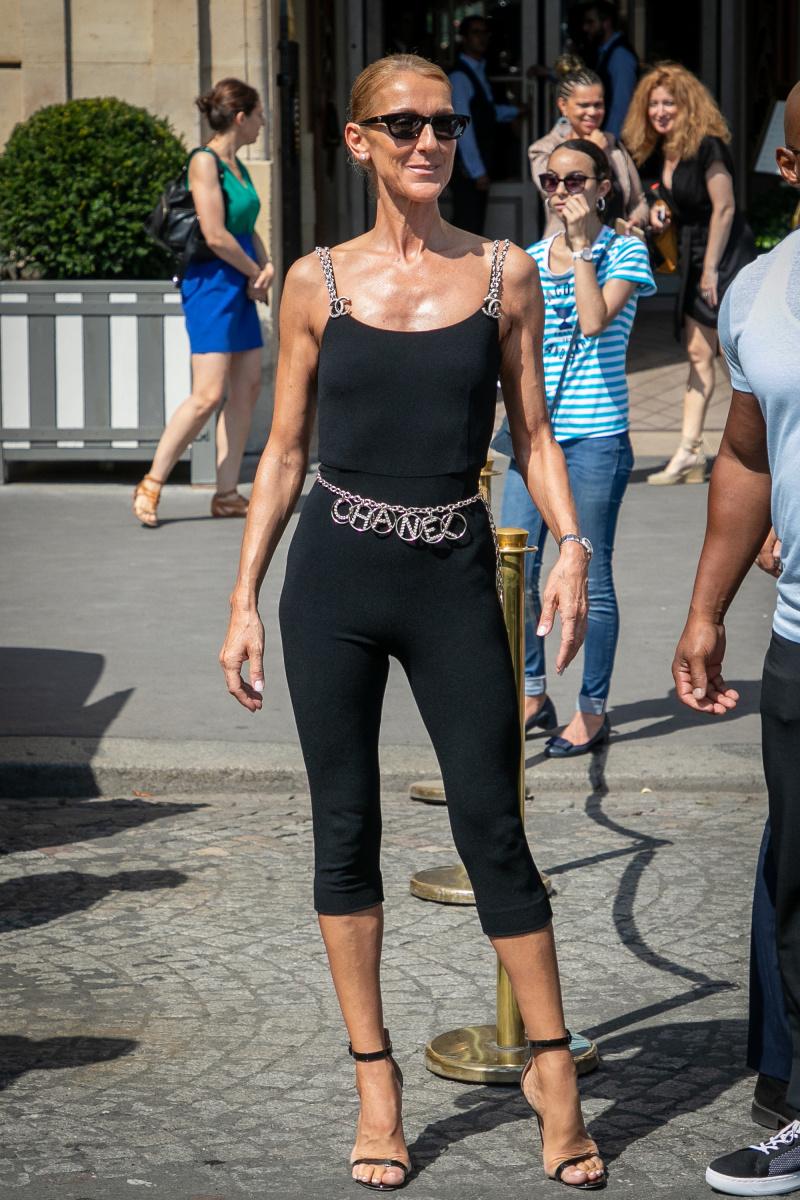 Celine Dion Paris June 27