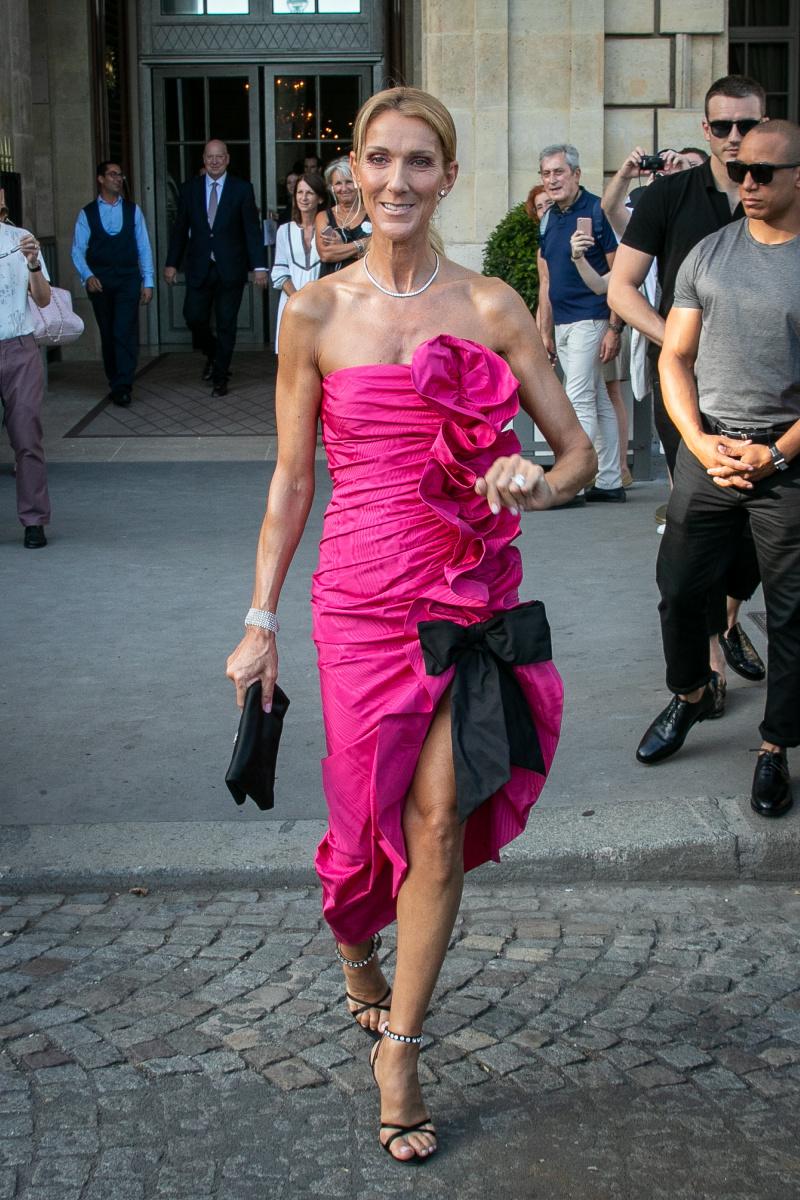 Celine Dion Paris June 29